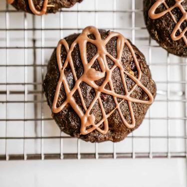 Vegan Double Chocolate Zucchini Cookies Recipe | SideChef