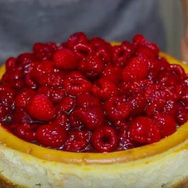 Raspberry Cheesecake Recipe   SideChef