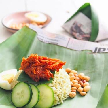 Nasi Lemak Bungkus Recipe   SideChef