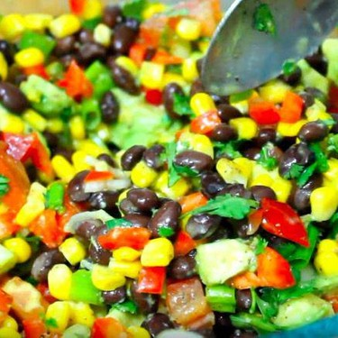 Corn and Black Bean Salsa Recipe | SideChef
