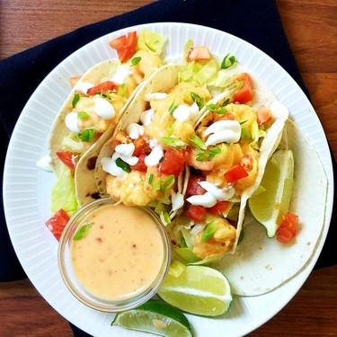 Bang Bang Shrimp Tacos Recipe   SideChef