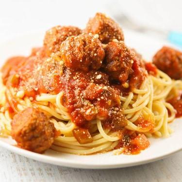 Crockpot Spaghetti and Meatballs Recipe   SideChef