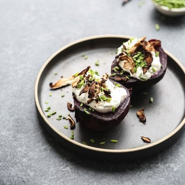 Loaded Baked Potato Beets Recipe | SideChef