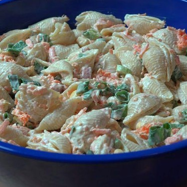Ultimate Creamy Pasta Salad Recipe | SideChef