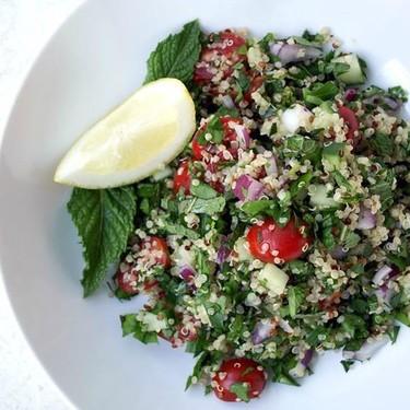 Quinoa and Hemp Tabbouleh Recipe | SideChef