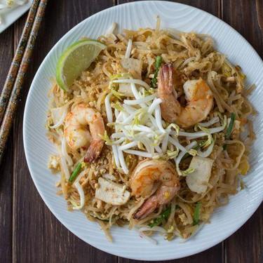Pad Thai Recipe   SideChef