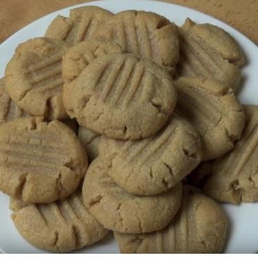 3 Ingredient Peanut Butter Cookies Recipe | SideChef