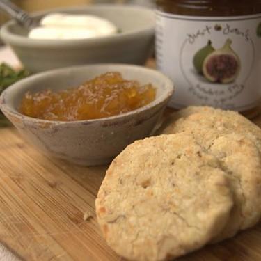 Blue Cheese Shortbread Recipe | SideChef