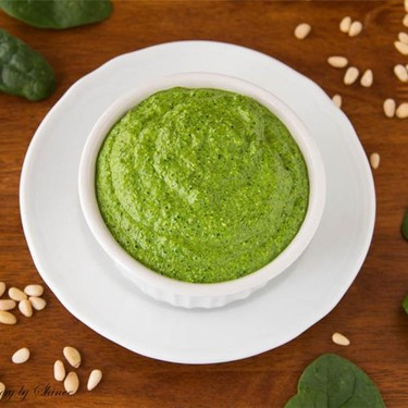 Spinach Pesto Recipe | SideChef