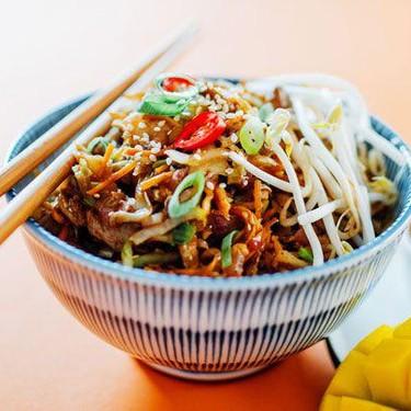 Vegetarian Egg Roll in a Bowl Recipe | SideChef