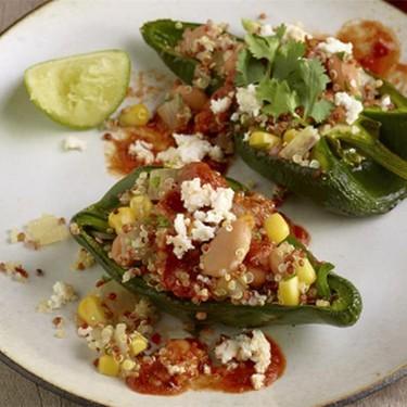 Quinoa Chile Rellenos Recipe | SideChef