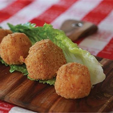 Italian Fried Cheese Balls Recipe | SideChef