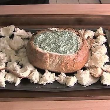 Spinach Dip Cob Loaf Recipe | SideChef