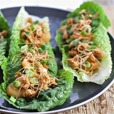 Spicy Basil Lettuce Wraps Recipe | SideChef