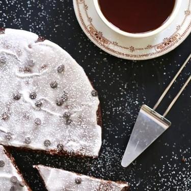 Chocolate Chip Brownie Snack Cake Recipe | SideChef