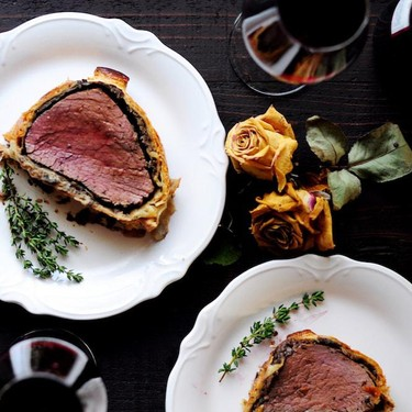 Beef Wellington Recipe   SideChef