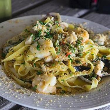 Seafood Pasta Recipe   SideChef