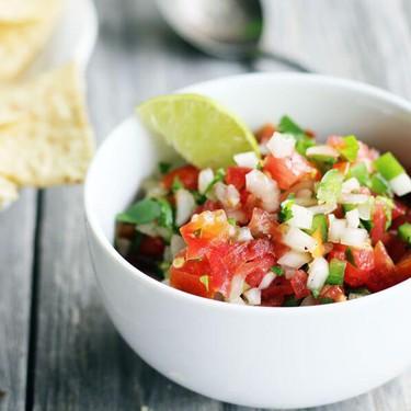Zesty Garden Tomato Salsa Recipe | SideChef
