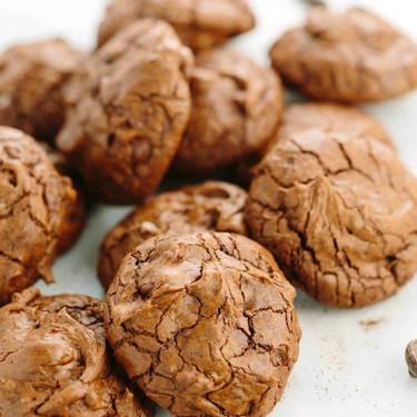 Triple Chocolate Truffle Cookies Recipe   SideChef