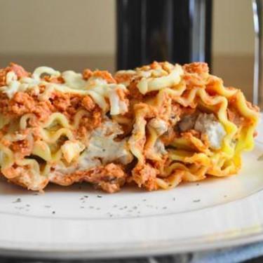 Meaty Lasagna Roll Ups Recipe   SideChef