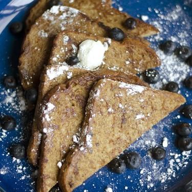 Eggless French Toast Recipe | SideChef