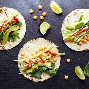 Quick & Easy Chickpea Tacos Recipe   SideChef