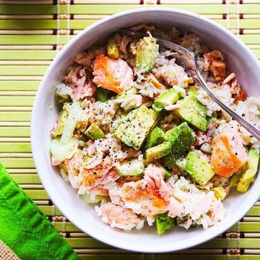 Philadelphia Sushi Roll Bowl Recipe | SideChef