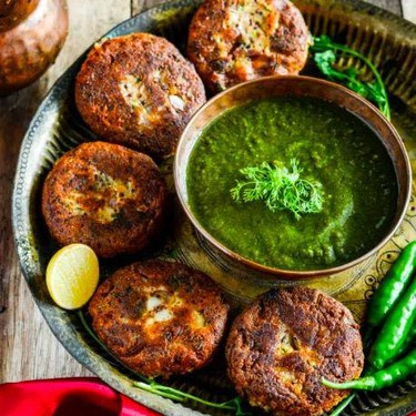 Sprouted Ragi Cutlets Recipe | SideChef