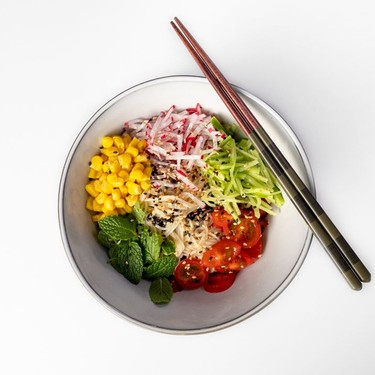DIY Bibimguksu (Mixed Cold Noodles) Recipe | SideChef
