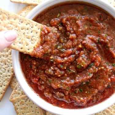 Rich Tomato Salsa Recipe | SideChef