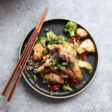 Sesame Chicken with Broccoli Recipe | SideChef