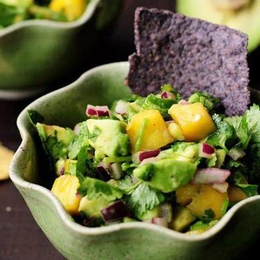 Mango Avocado Salsa Recipe | SideChef