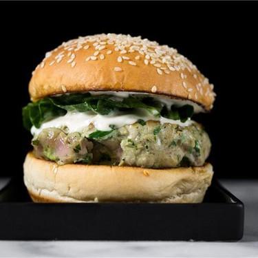 Spicy Tuna Burgers Recipe | SideChef