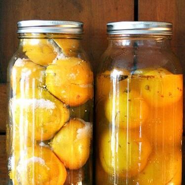 Preserved Lemons Recipe   SideChef