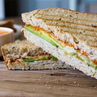 Harissa Avocado and Turkey Panini Recipe | SideChef