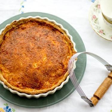 Gran's Incredible Ham & Cheese Quiche Recipe   SideChef