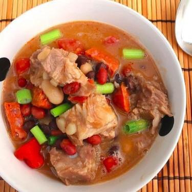 Pork and Bean Soup Recipe   SideChef