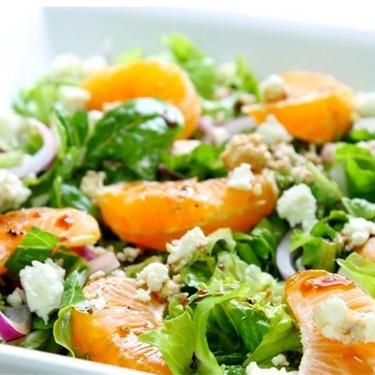 Orange Basil Salad with Honey Balsamic Vinaigrette Recipe | SideChef