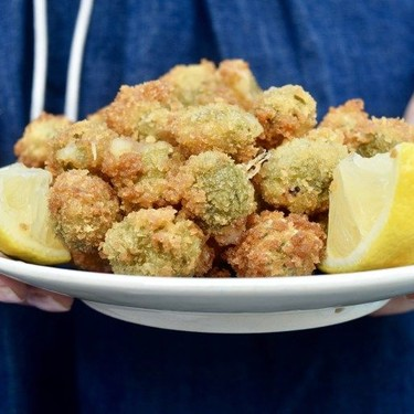 Fried Olives Recipe | SideChef