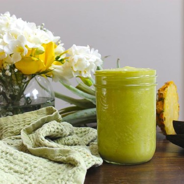 Pineapple Avocado Smoothie Recipe   SideChef