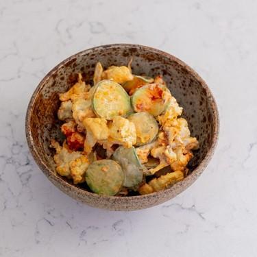 "Cauliflower ""Potato"" Salad Recipe | SideChef"