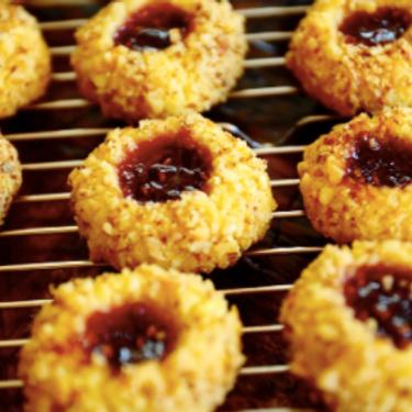Thumbprint Cookies 指印饼干 Recipe   SideChef