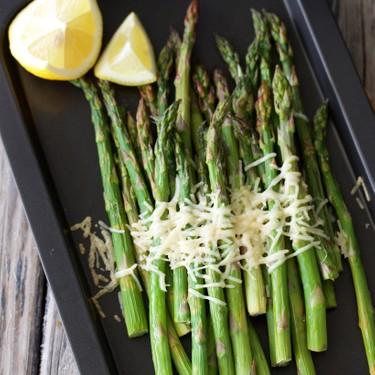 Lemon Roasted Asparagus Recipe | SideChef