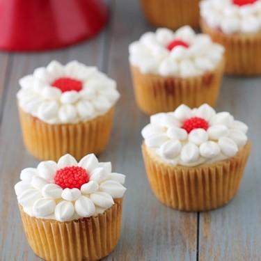 Raspberry Swirl Cupcakes Recipe   SideChef