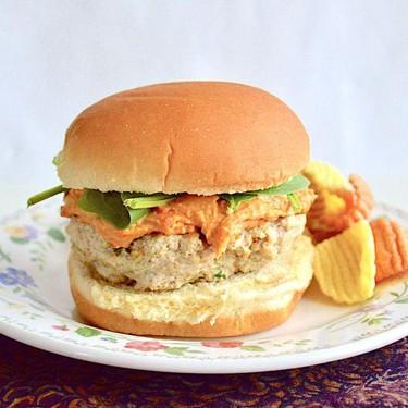 Moroccan Chicken Burgers Recipe | SideChef