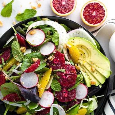 Blood Orange and Fennel Salad Recipe   SideChef