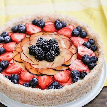 Spiced Fruit Tart Recipe   SideChef
