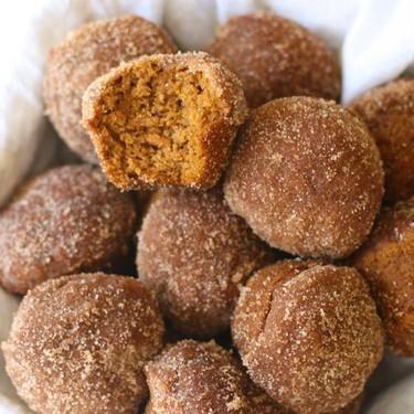 Cinnamon Spice Pumpkin Mini Muffins Recipe   SideChef