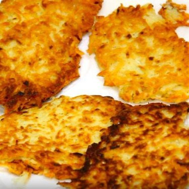 Potato Pancakes Recipe | SideChef