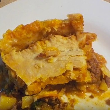 Cast Iron Pot Pie: Broccoli & Cheeseburger Recipe   SideChef